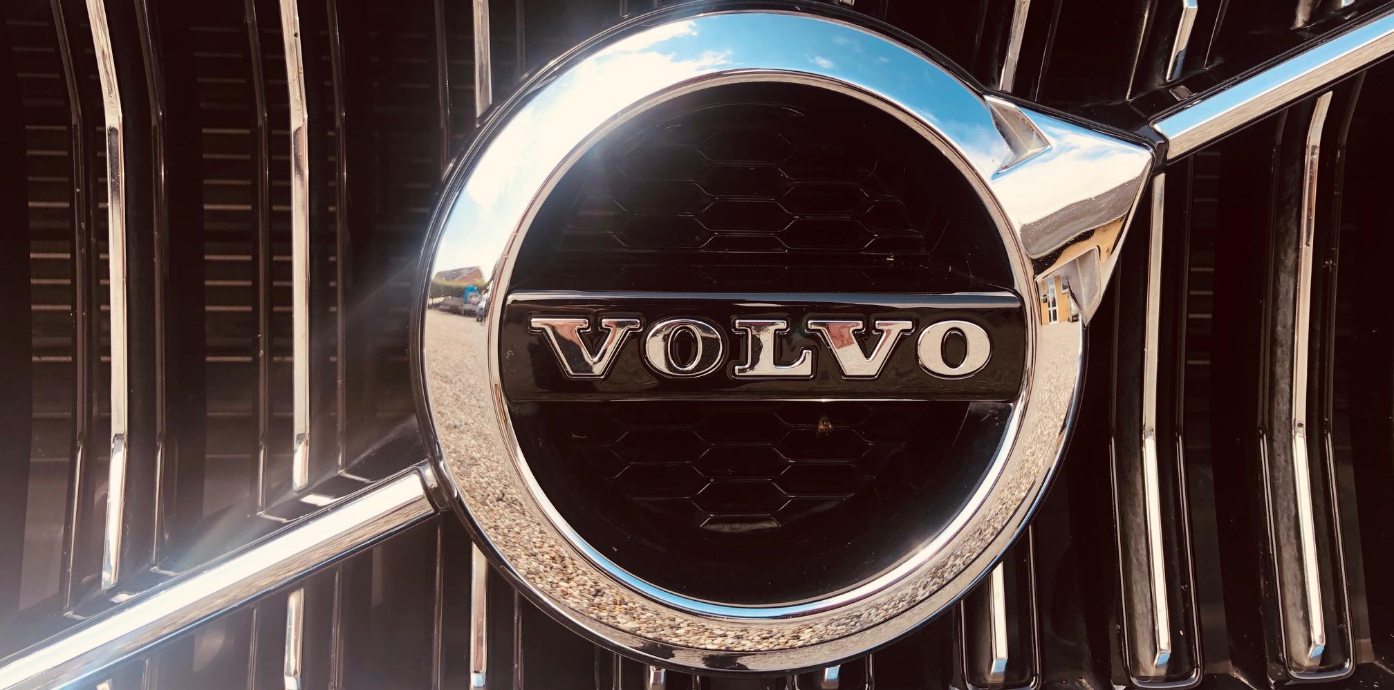 Volvo V60 D4 Ditec Ceramic Ultra behandlet hos Bilpleje Hadsten